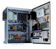 Шкаф учета Метроника серии МС-200